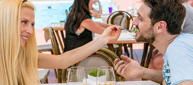 Boffenigo Pool Restaurant Paar
