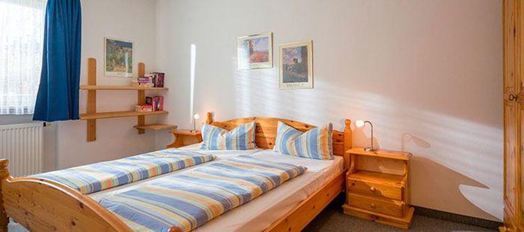 Bruennstein Fewo Schlafzimmer