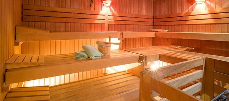 Bruennstein Wellness Sauna