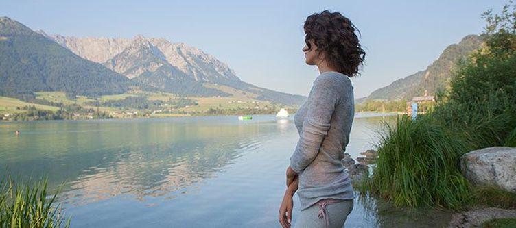 Brunner Umgebung See