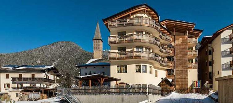 Brusago Hotel Winter