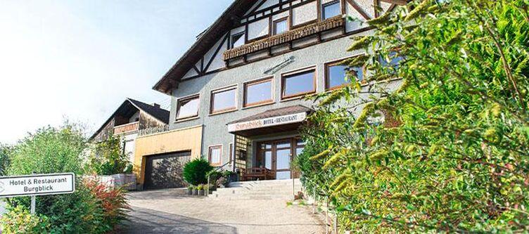 Burgblick Hotel