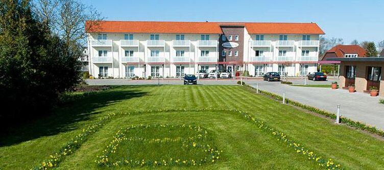 Butjadinger Hotel Garten