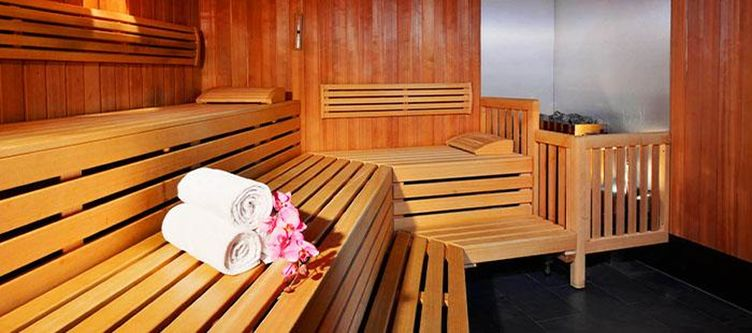 Bwsonnenhof Wellness Sauna