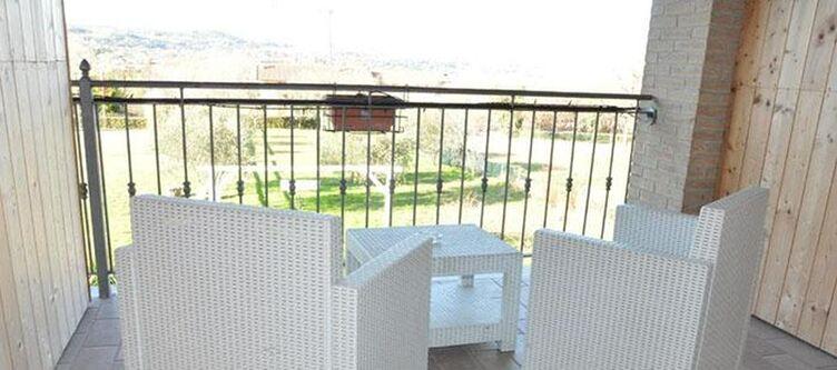 Cascina Zimmer Balkon2