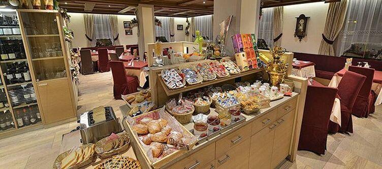 Cassana Fruehstuecksbuffet