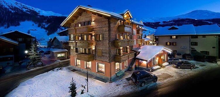 Cassana Hotel Winter
