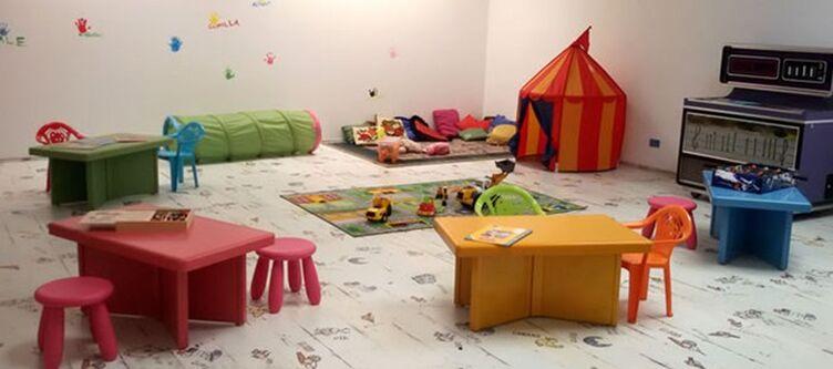 Castel Mani Spielzimmer