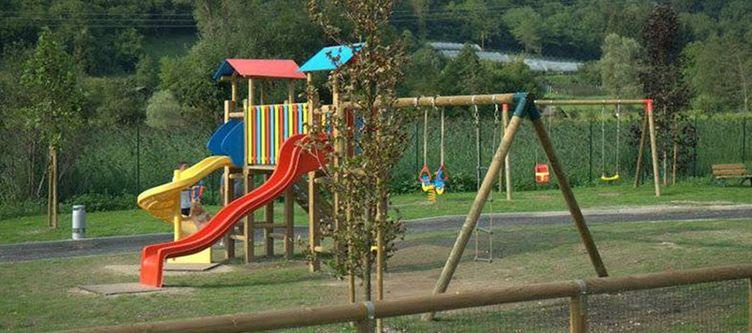 Casteltesino Spielplatz