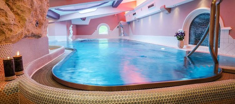 Central Gerlos Wellness Hallenbad