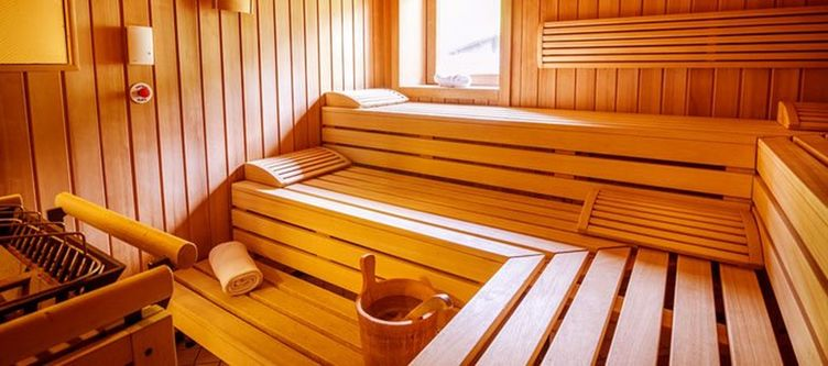 Central Gerlos Wellness Sauna2
