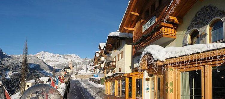 Cesa Padon Hotel Winter