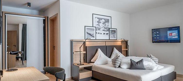 Chalet Apartment Schlafzimmer3