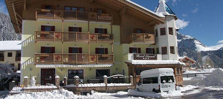 Ciamol Hotel Winter3
