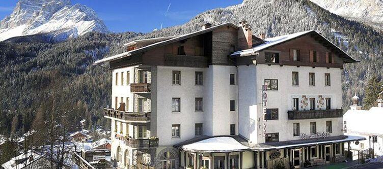 Cima Hotel Winter