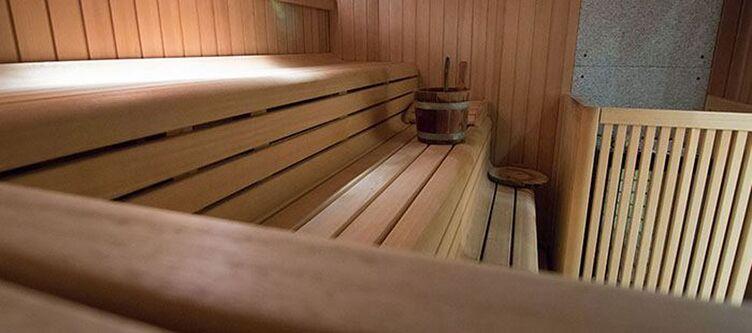 Civetta Wellness Sauna