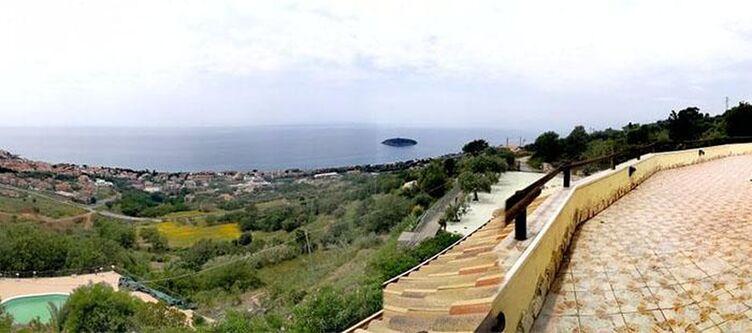 Cometa Terrasse Panorama