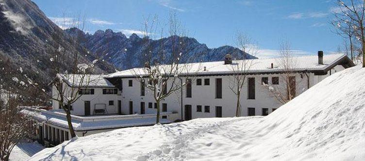 Concaverde Hotel Winter