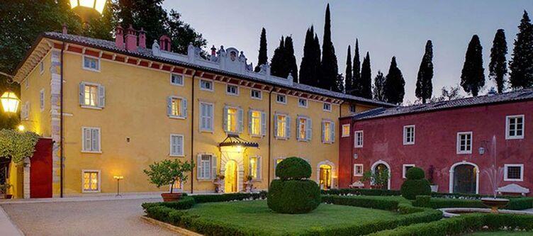 Cordevigo Hotel Garten Abend