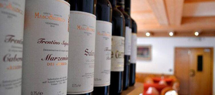 Corona Restaurant Wein