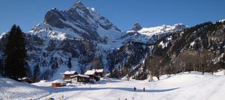 Cristal Bergpanorama Winter