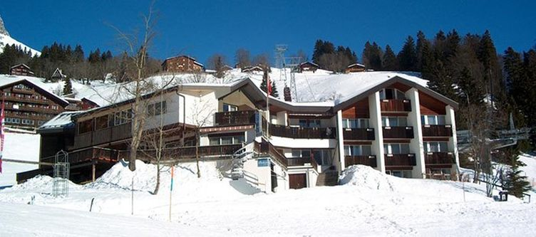 Cristal Hotel Winter3