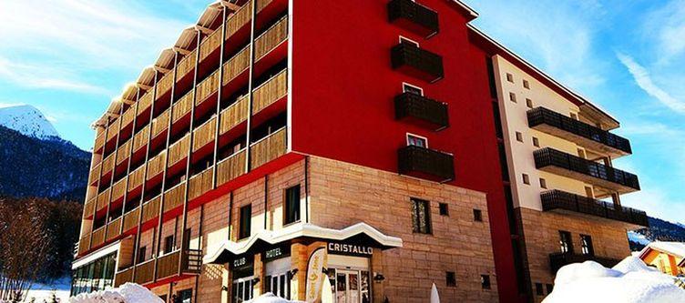 Cristallo Hotel Winter