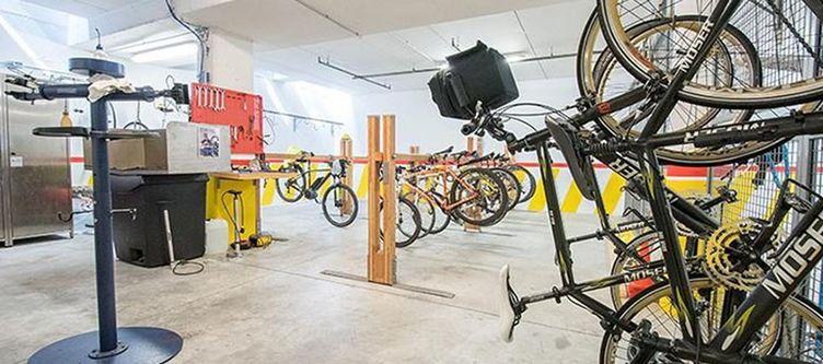 Cristallo Rad Werkstatt