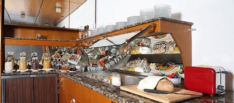 Crystal Fruehstuecksbuffet