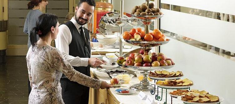 Dellerose Fruehstuecksbuffet