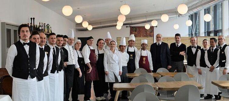 Dependances Restaurant Granaro Del Monte Team
