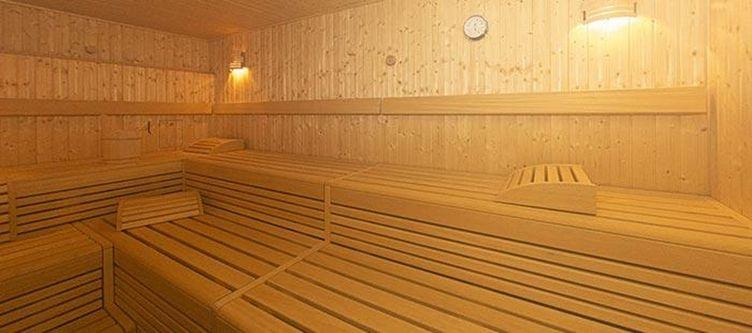 Dischma Wellness Sauna
