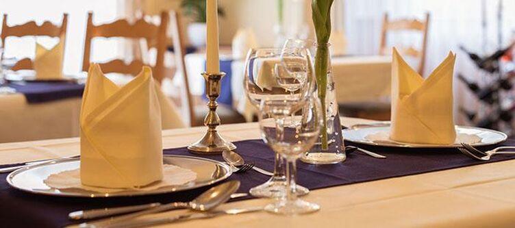 Doettingen Restaurant Gedeck