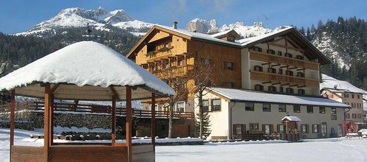 Dolomia Hotel Winter