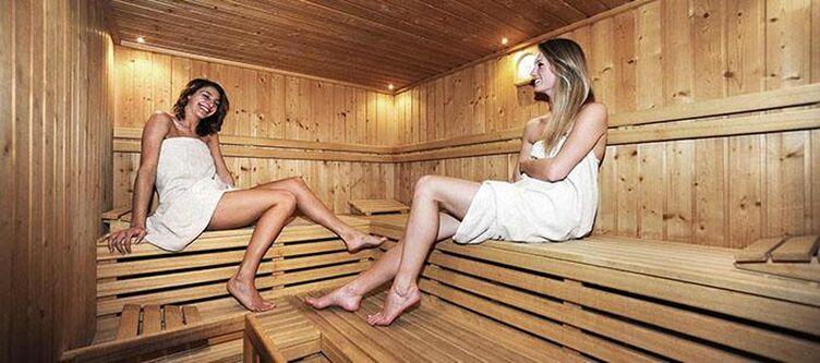 Dolomia Wellness Sauna