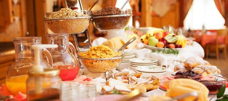 Domina Fruehstuecksbuffet