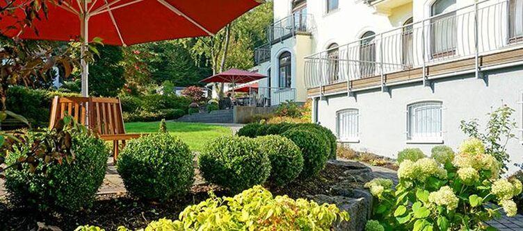 Dorint Siegen Garten2