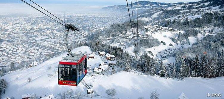 Dornbirn Karren Winter
