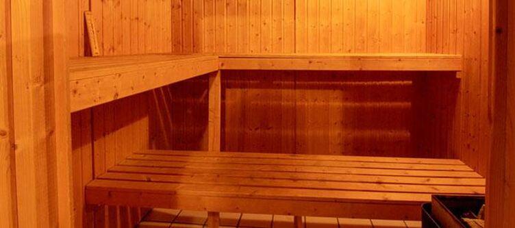 Drei Lilien Wellness Sauna