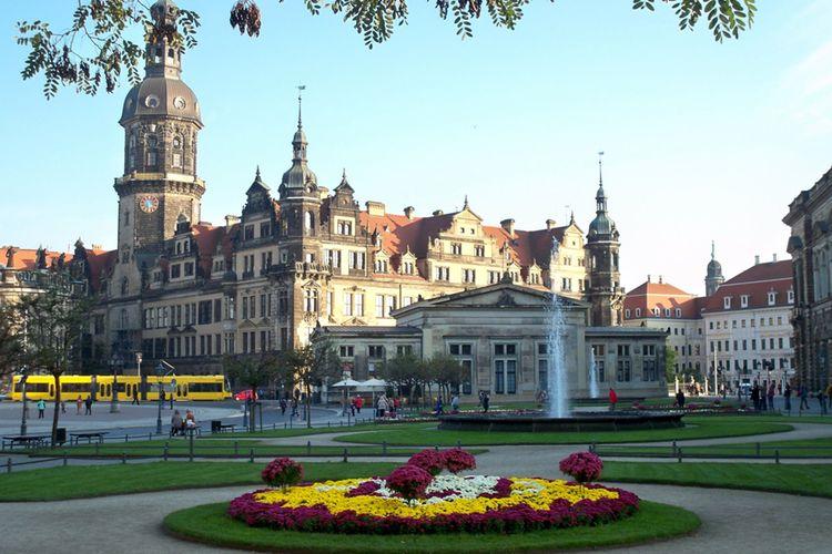 Dresden Residenzschloss C Augustustours Juliane Bahr 1