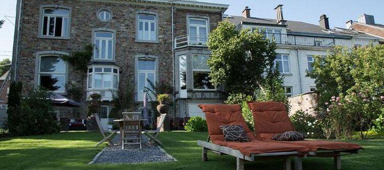 Dufays Hotel Garten