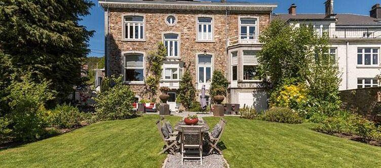 Dufays Hotel Garten2