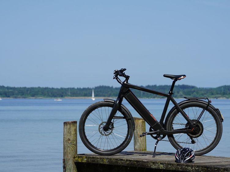 E Bike Holiday Cover