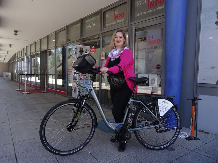 E Bike Verleih Tina 4 1