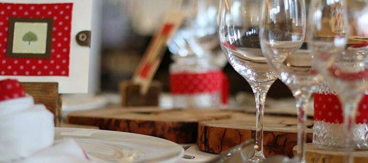 Eberhard Restaurant Gedeck
