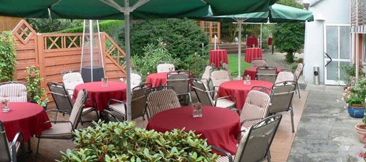 Eckert Restaurant Terrasse
