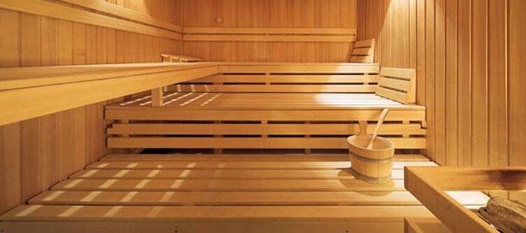 Eckert Wellness Sauna