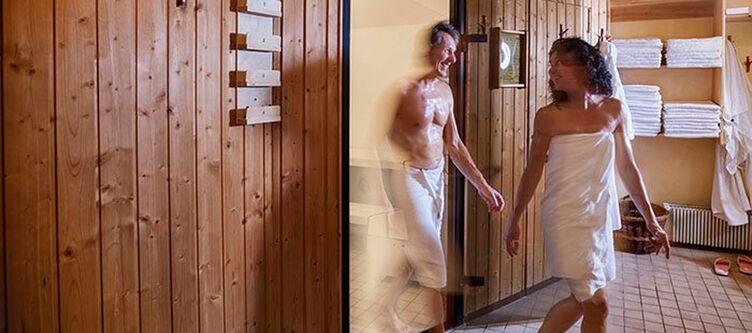 Edelsberg Wellness Sauna
