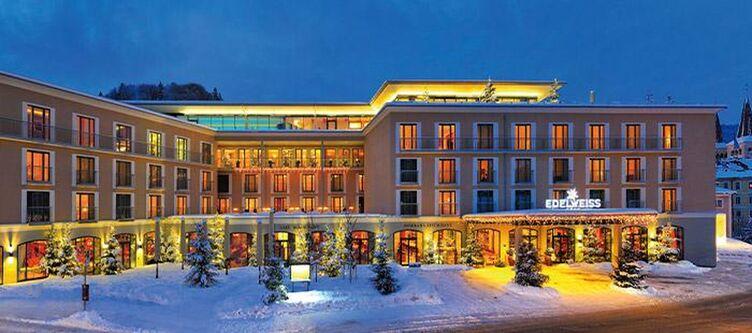 Edelweiss Hotel Winter 1
