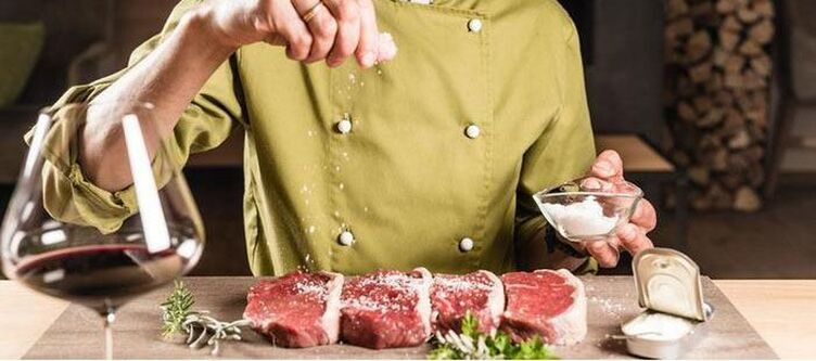 Edelweiss Kulinarik Steaks